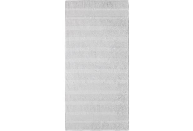 cawö Handtuch sterling 50 x 100 cm