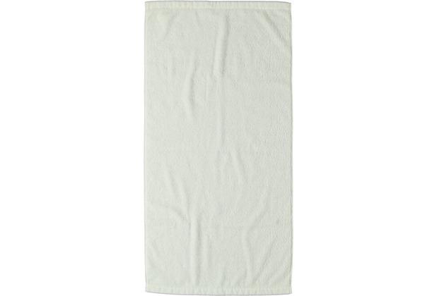 cawö Lifestyle Uni Duschtuch weiß 70x140 cm