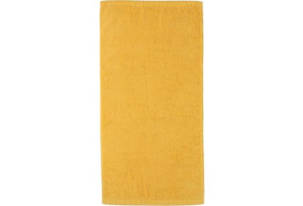 cawö Lifestyle Uni Handtuch apricot 50x100 cm