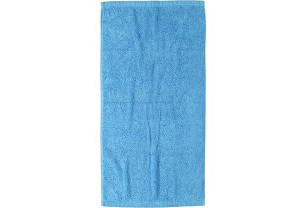 cawö Lifestyle Uni Handtuch malibu 50x100 cm