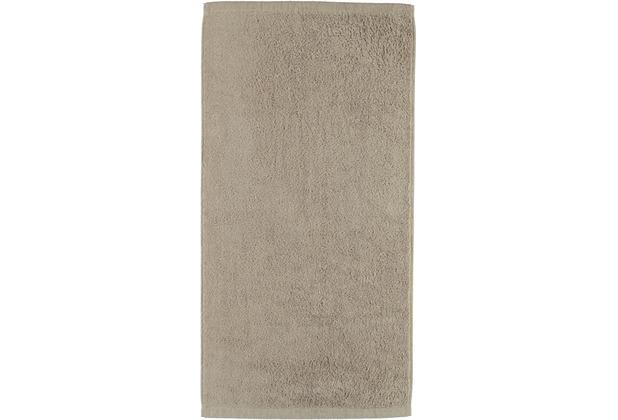 cawö Lifestyle Uni Handtuch mauve 50x100 cm