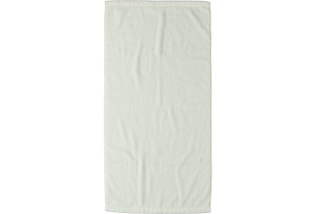 cawö Lifestyle Uni Handtuch weiß 50x100 cm