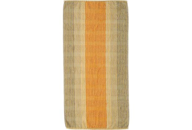 cawö Noblesse Cashmere Streifen Duschtuch melba 80x150 cm