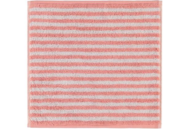 cawö Seiflappen rouge 30 x 30 cm