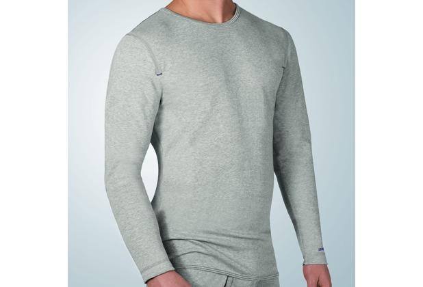 Ceceba O-Shirt, 1/1-Arm grey-melange L