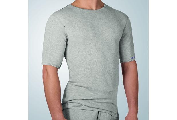 Ceceba O-Shirt, 1/2-Arm grey-melange L
