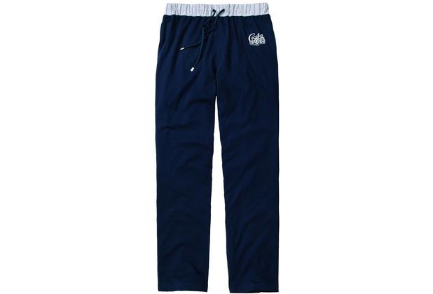 Ceceba Schlafanzug-Hose, lang Navy 48/S