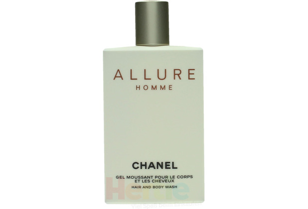 Chanel Allure Homme hair and body wash 200 ml