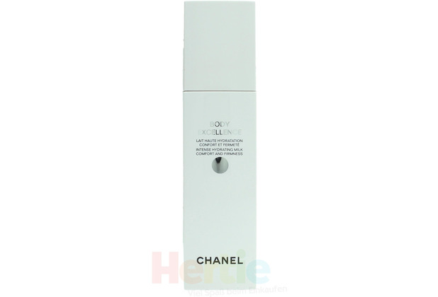 Chanel Body Excellence Intense Hydrating Milk Comfort And Firmness 200 ml