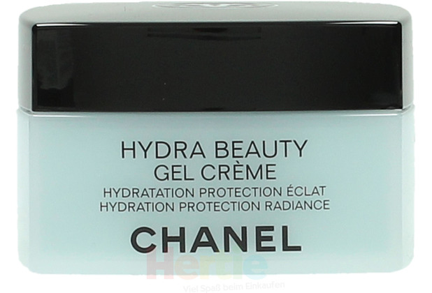 Chanel Hydra Beauty Gel Creme Hydration Protection Radiance - Normal Skin 50 gr