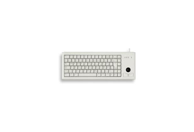 Cherry Compact G84-4400 Trackball GR, hellgrau, USB