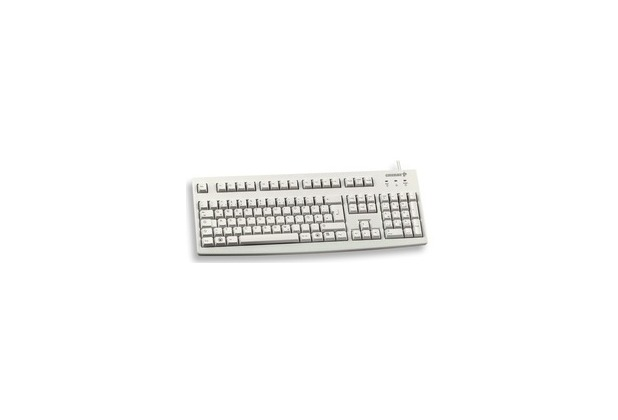 Cherry Keyboard G83-6105 grey USB Ger