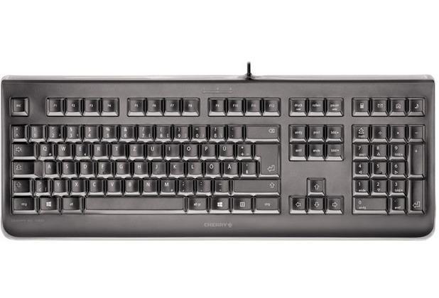 Cherry Tastatur KC 1068 (JK-1068DE-2) schwarz