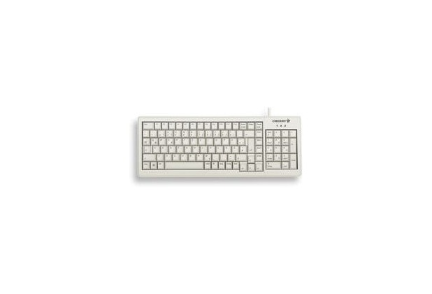 Cherry XS Complete Keyboard grey Ger