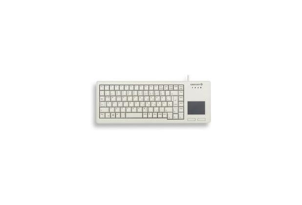 Cherry XS Touchpad Keyboard USB grey