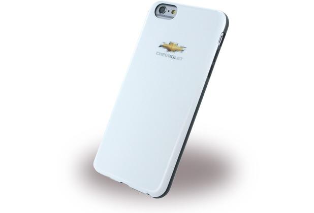 chevrolet TPU Case für Apple iPhone 6 Plus/6s Plus, shiny weiß