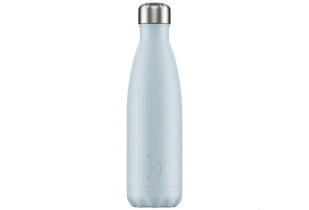 Chillys Isolierflasche Blush Sky Blue hellblau 500ml