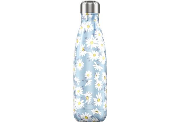 Chillys Isolierflasche Floral Daisy Gänseblümchen 500ml