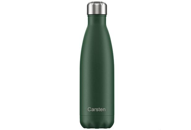 Chillys Isolierflasche MIT GRAVUR (z.B. Namen) Matte Green grün 500ml