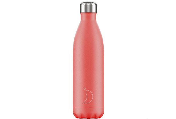 Chillys Isolierflasche Pastel Coral 750ml