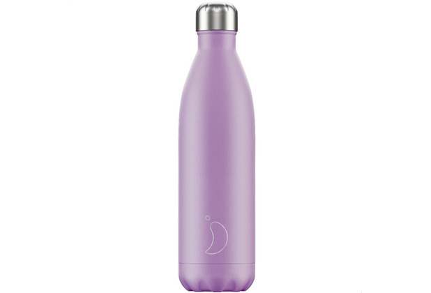 Chillys Isolierflasche Pastel Purple lila 750ml