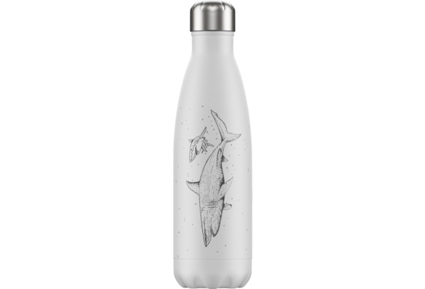 Chillys Isolierflasche Sea Life Shark Hai 500ml