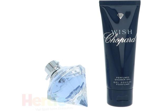 Chopard Wish Giftset edp spray 30ml/shower gel 75ml 105 ml