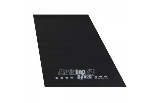 Christopeit Bodenschutzmatte L 200 x B 100 x 0,3 cm