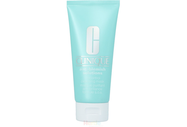 Clinique Anti-Blemish Solutions Oil Control Mask All Skin Types - Oil Free 100 ml
