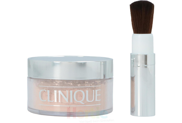 Clinique Blended Face Powder And Brush #02 Transparency 35 gr