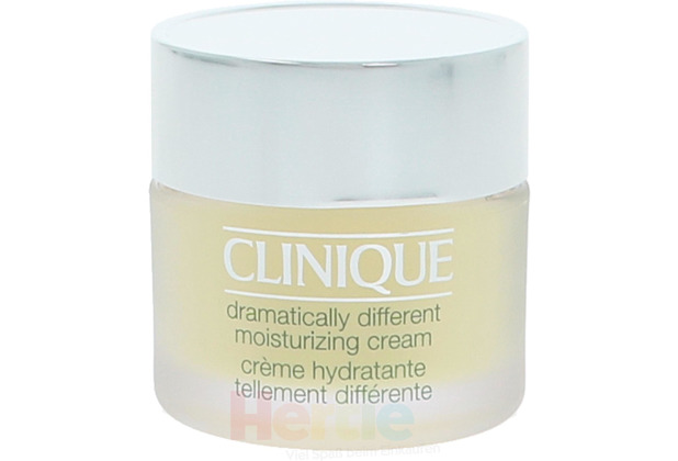 Clinique Dramatically Different Moisturizing Cream Very Dry To Dry Combination, Feuchtigkeitspflege 50 ml