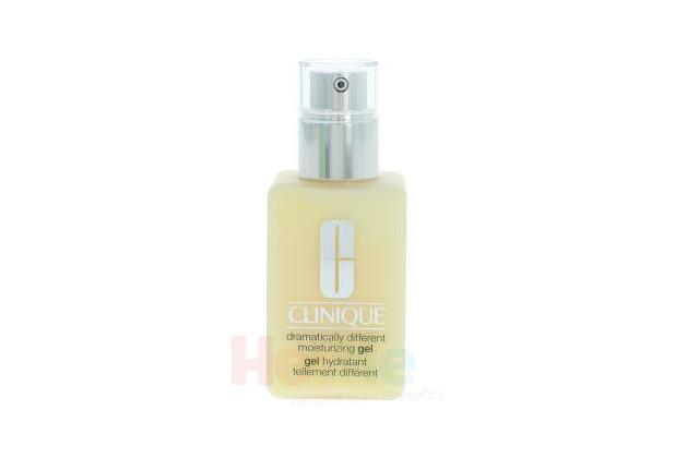 Clinique Dramatically Different Moisturizing Gel für Mischhaut/ Ölige Haut mit Pumpfunktion 125 ml