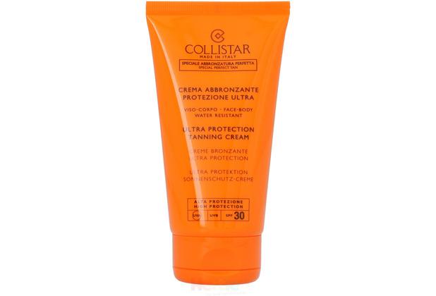 Collistar Ultra Protection Tanning Cream SPF 30 150 ml