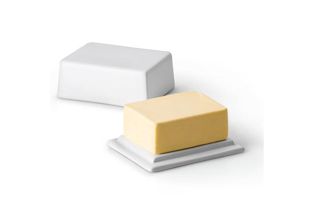 Continenta Butterdose für 250 g Butter 12 x 10 x 6 cm