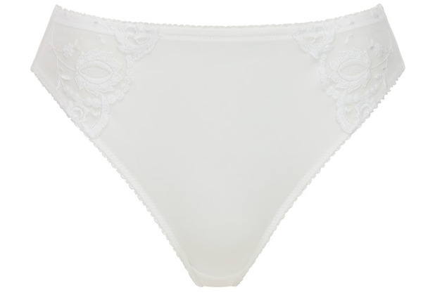 Conturelle Provence Minislip Weiß 36