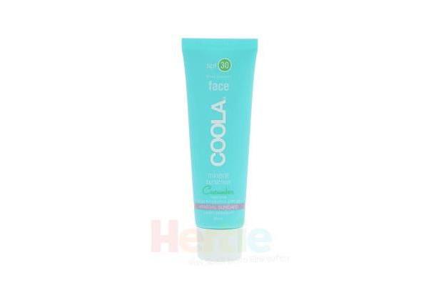 Coola Face Matte Finish SPF 30 Mineral Sun Care Cucumber 50 ml