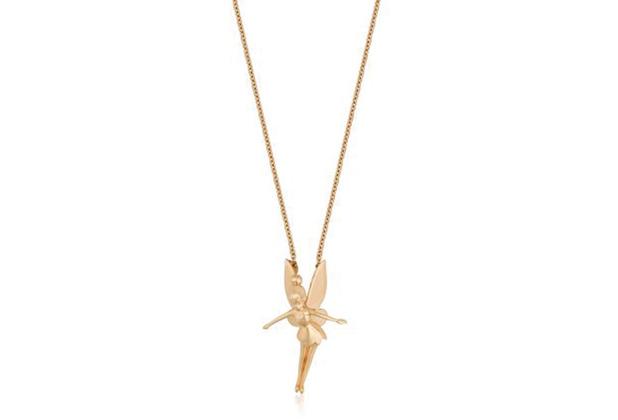 Couture Kingdom Halskette Disney Tinker Bell 45,0 cm