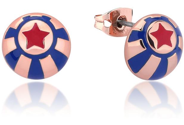 "Couture Kingdom Ohrstecker Disney Dumbo \""Zirkus Ball\"" 1,5 x 1,5 cm"