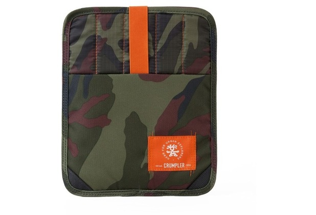 Crumpler SoftCase Crumpler Webster Sleeve Camouflage iPad (2/3/4/) Air (1/2) Samsung Galaxy Tab 3 10.1/4 10.1