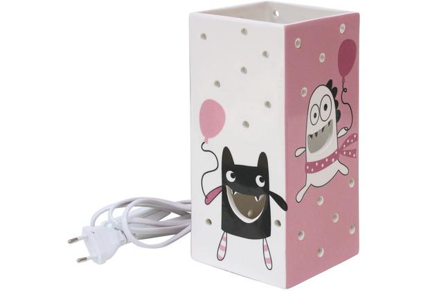 cult design MINIMONSTER Kinderlampe rosa
