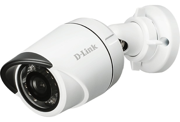 D-Link PoE Mini Bullet Vigilance HD Outdoor Camera - (DCS-4701E)