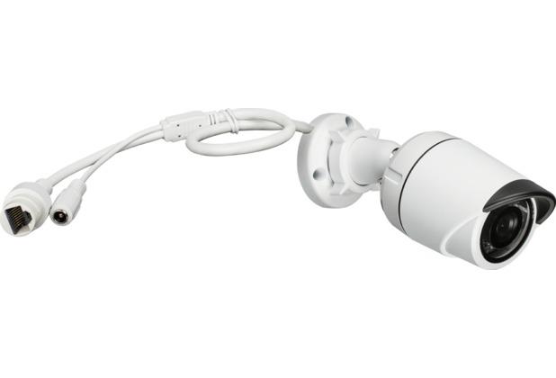 D-Link PoE Mini Bullet Vigilance 3MP Outdoor Camera - (DCS-4703E)
