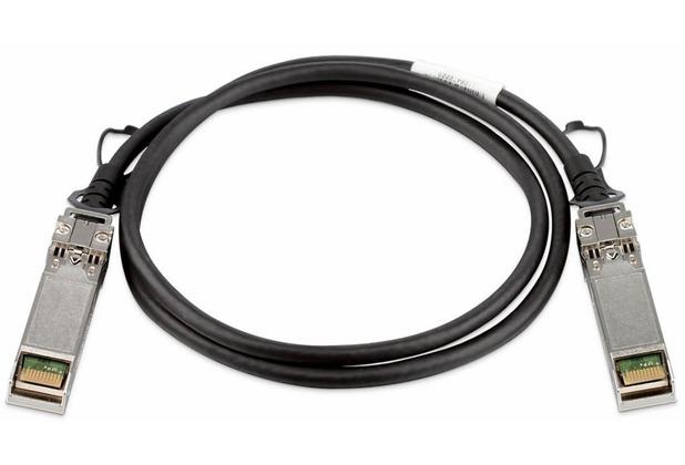 D-Link SFP+ Direct Attached Kabel 1m - (DEM-CB100S)