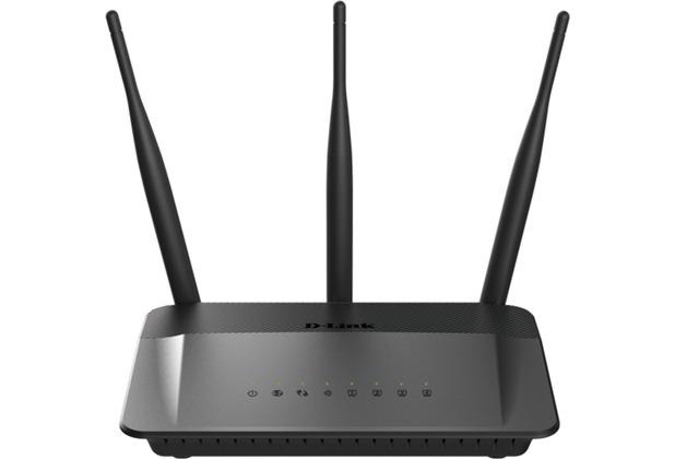D-Link AC750 Dualband Router - (DIR-809/E)
