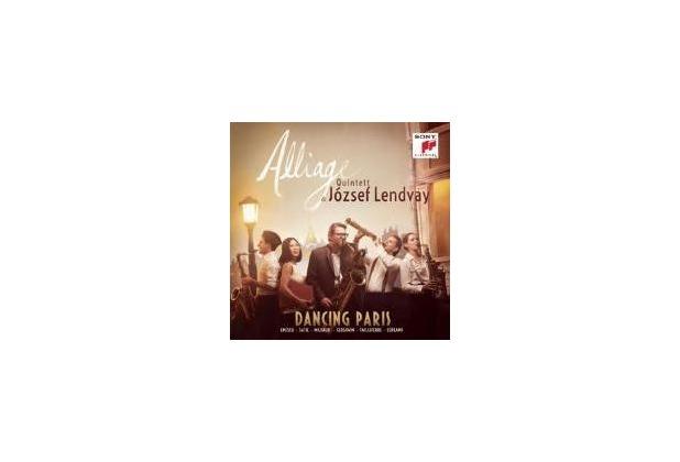 Dancing Paris, CD