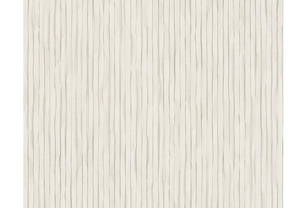 Daniel Hechter Mustertapete in 3D-Optik Daniel Hechter 4 Tapete beige weiß 10,05 m x 0,53 m