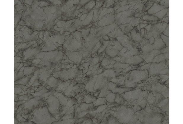 Daniel Hechter Mustertapete in Marmoroptik Daniel Hechter 4 Tapete grau schwarz 10,05 m x 0,53 m