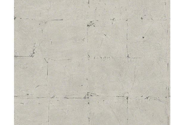 Daniel Hechter Mustertapete in Vintage-Optik Daniel Hechter 4 Tapete beige grau 10,05 m x 0,53 m
