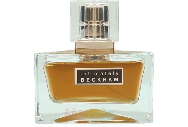 David Beckham Intimately Men edt spray 75 ml