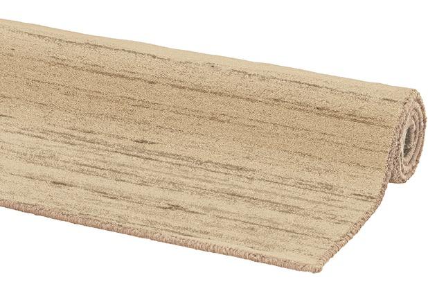 DEKOWE Gabbeh-Teppich Lindsay natur 65 x 130 cm